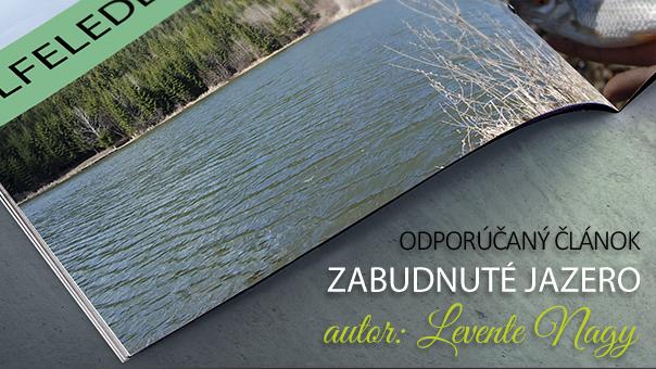 Odporúčaný článok - Zabudnuté jazero